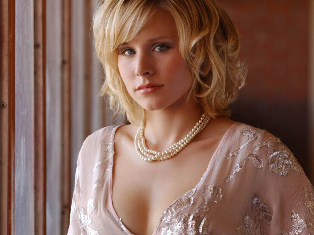 Kristen Bell - Wallpaper Colection