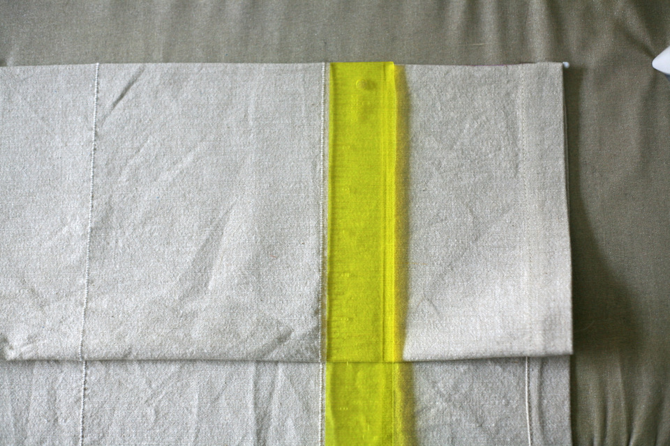 7 is probably the deepest youd want a curtain hem just for looks and weight depending on how heavy the fabric is - How To Hem Curtains