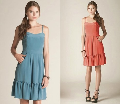 Eco Summer Dress Collection