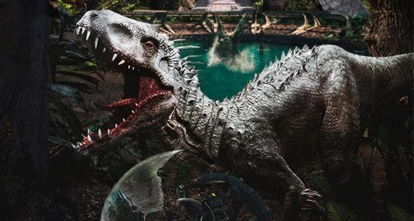 Indominux Rex Jurassic World