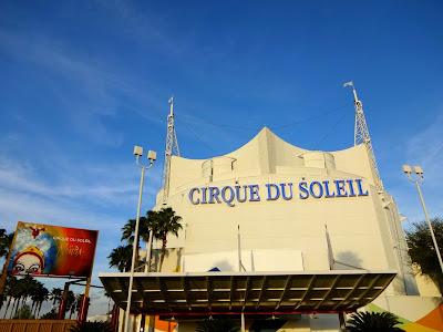 Cirque du Soliel La Nouba