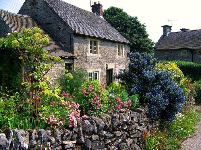 English Garden Wallpaper Downloade