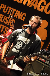 Chris Rest from Lagwagon in Paris June 2012 Rock'nLive