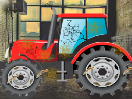 Traktör Tamiri Oyunu