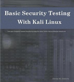basic-security-testing-with-kali-linux by Daniel W. Dieterle hack hacker mohd salim ansari free pdf