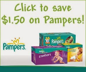 Pampers Size 8