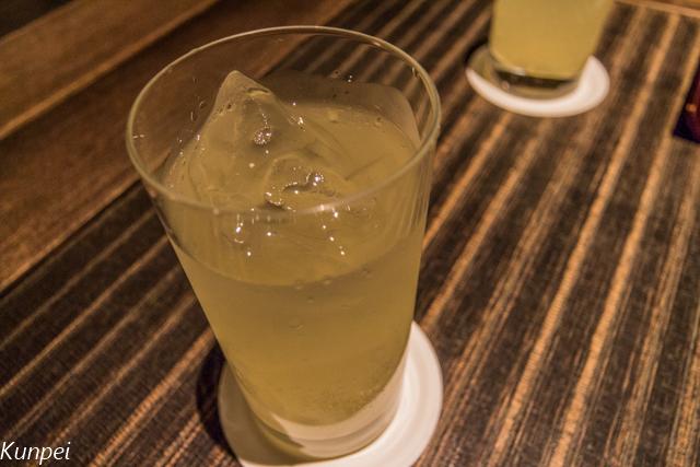 柚子の飲み物