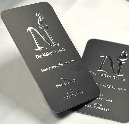 Unique Custom Business Card Printing Business Card of the