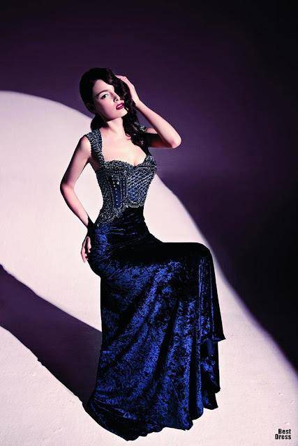 Colección de vestidos de gala