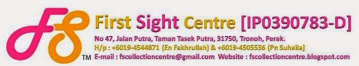 First Sight Collection Centre (FSCC)