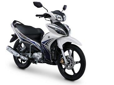 Yamaha Jupiter Z Warna Putih 2012