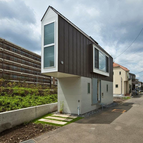 Mizuishi Architect Atelier 29 sq meter home
