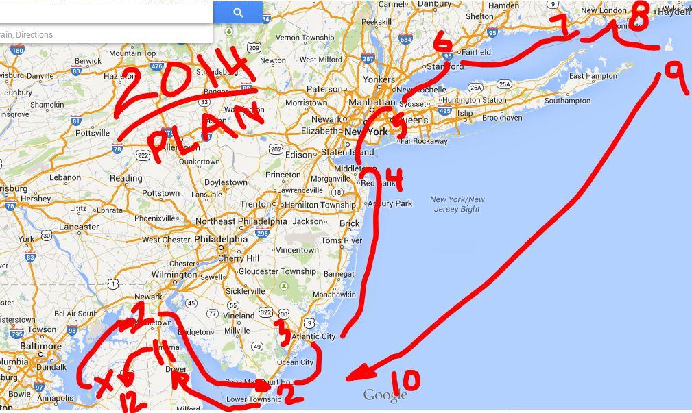 Island Spirit Sailing Adventures Block Island Plan 2014