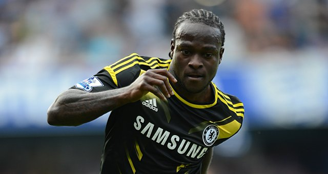 NIGERIA S VICTOR MOSES GRABS GOAL No6 AS CHELSEA FC TRASH WOLVES 6-0    Victor Moses Car