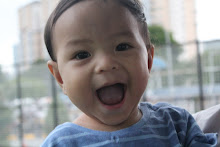 1 Year old Lil Irfan Ahmad