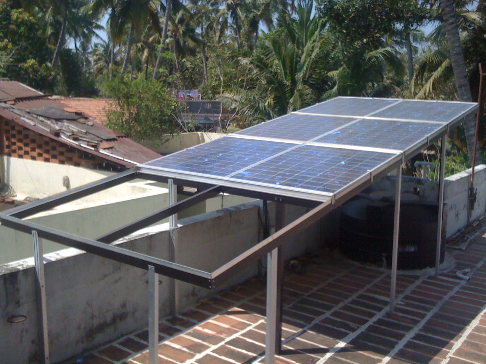 how to make solar panel at home in hindi