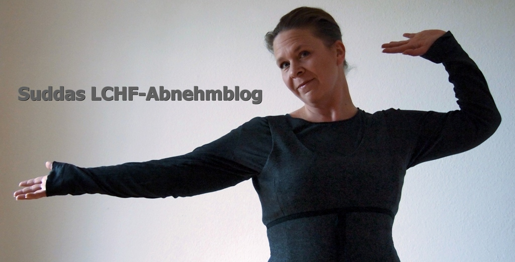 Sudda Suddas LCHF-Abnehmblog