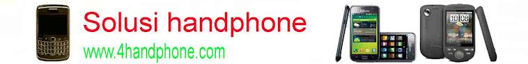 Solusi  HandPhone