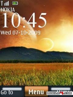 Tema Nokia nature