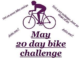 May Bike Challenge