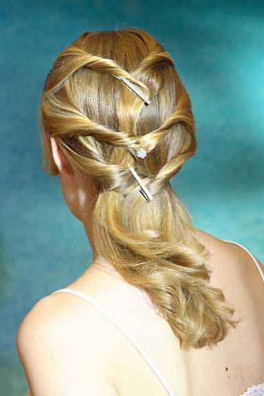 Formal Hairstyle Pictures - Female Celebrity Hairstyle Ideas