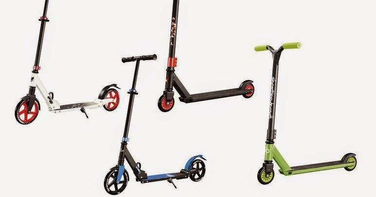 crivit big wheel scooter stunt scooter lidl dein. Black Bedroom Furniture Sets. Home Design Ideas