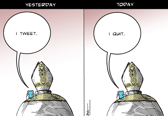 Politcal Cartoon, Pope Political Cartoon, Pope Benedict