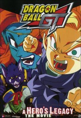 Dragon Ball GT: 100 años despues (1997)