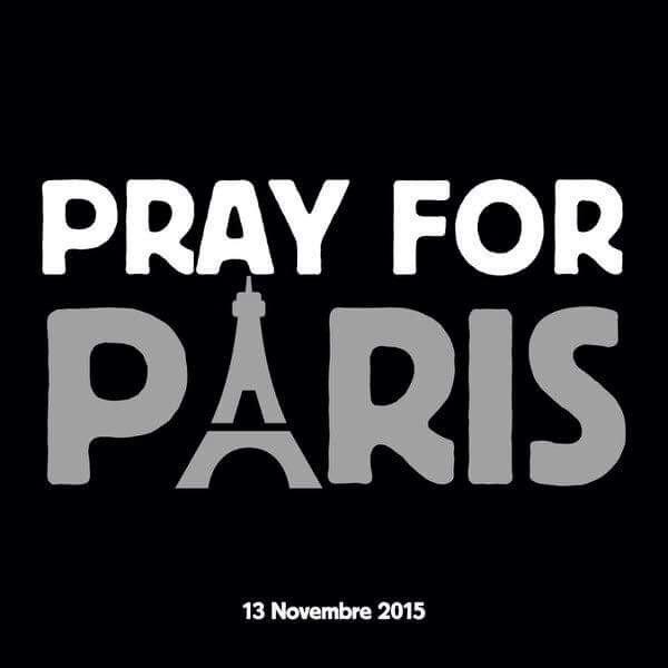 Priez pour Paris