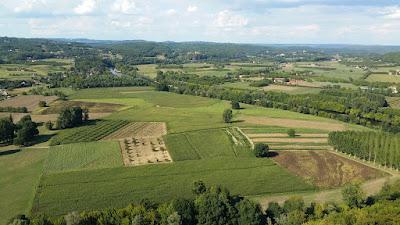 Vall de la Dordogne des de Domme