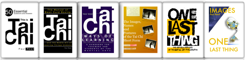 The Bean Curd Boxing Trilogy and Other Tai Chi Photo-books
