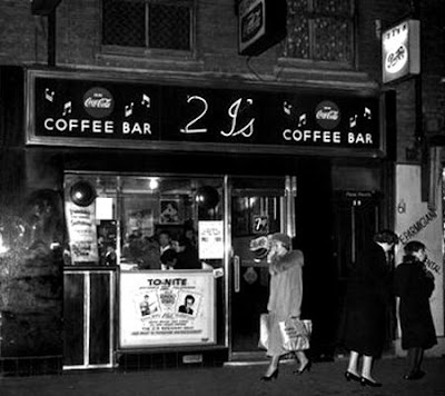 2I's Coffee Bar 1959