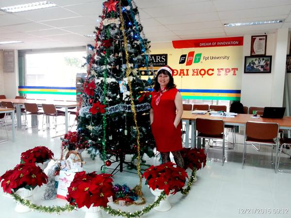 FPT Đà Nẵng Chào Đón Giáng Sinh 2015