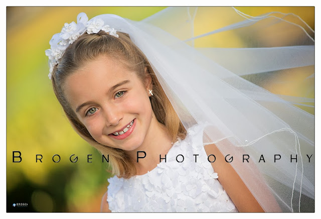 Brogen Photography, Burlington MA, children's portraits, First Communion portraits, family portraits, executive portraits, headshots, sports photography, sports league photography