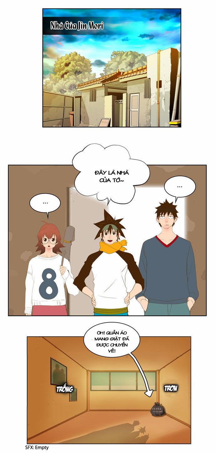 Chúa tể học đường chap 44 - Trang 20
