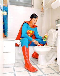 Superman Tidak Pernah Mandi - www.jurukunci.net