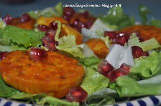 insalatina d'autunno