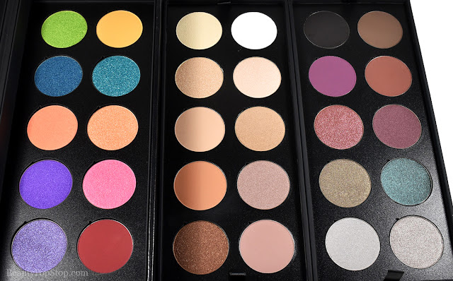 holiday gift guide 2015 make up for ever cyber monday artist shadow collector's palette