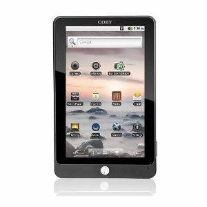 7 Zoll-Tablet Coby Kyros MID 7022 für nur 99,99 Euro bei Amazon (Vergleichspreis 131,02 Euro)