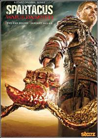 Spartacus War of The Damned 3ª Temporada Legendado Rmvb HDTV
