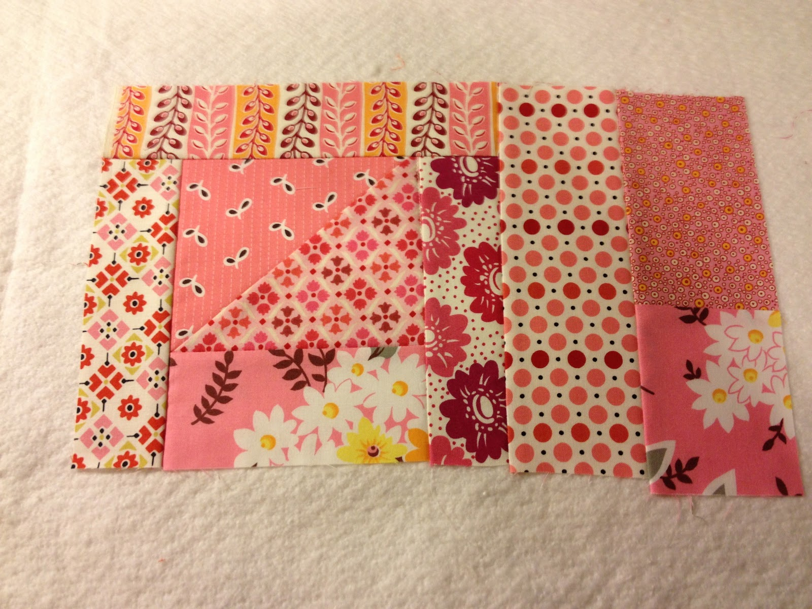 bordeaux bound: Quilted knitting needle holder for my Mom!