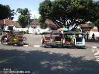 Becha, Yogyakarta
