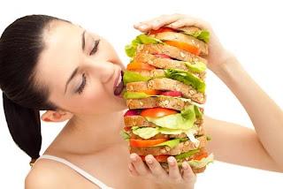 Cara Menambah Berat badan (Alami)