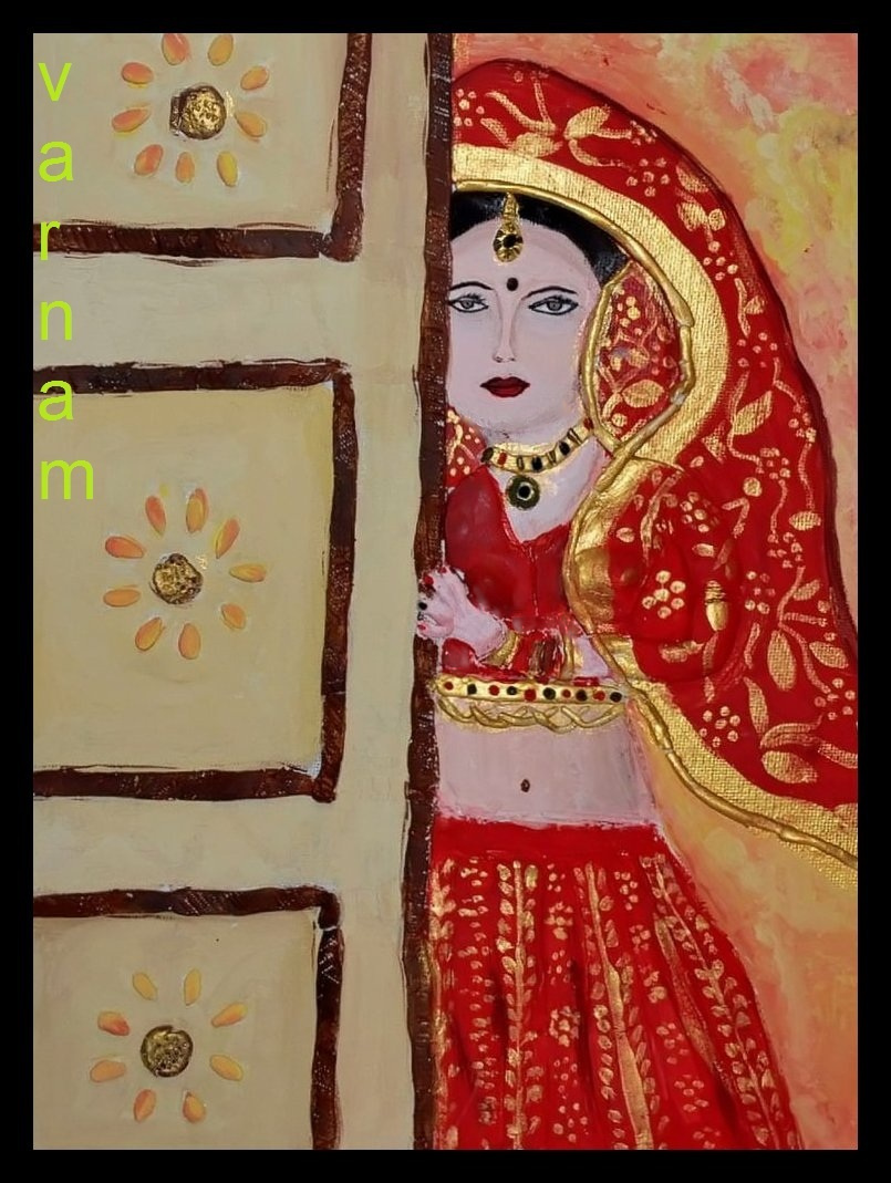Varnam add colour to life clay mural for Clay mural tutorial