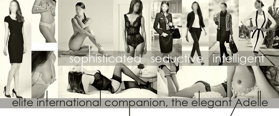 Elegant Adelle, Elite International Companion