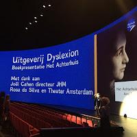 After movie boek presentatie Het Achterhuis van Dyslexion