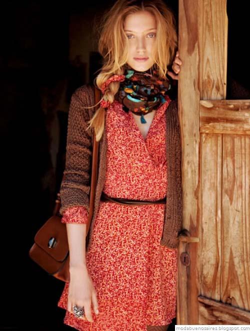 India Style otoño invierno 2012. Tejidos invierno 2012.
