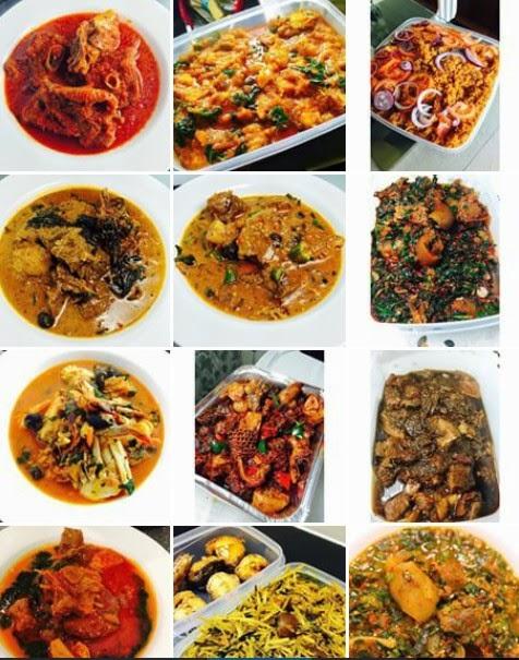 Nigerian food, cusine, delicasies