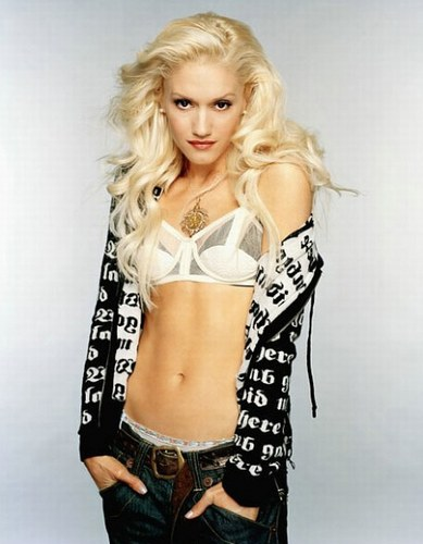 Gwen Stefani fashion