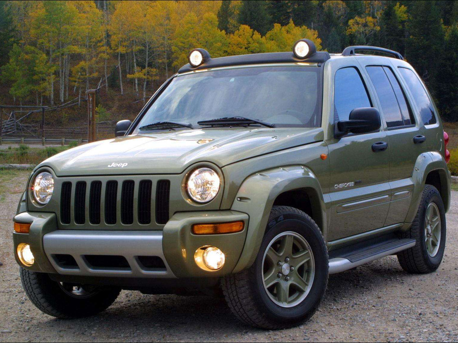 Jeep Renegade Models >> 2003 JEEP Cherokee Renegade pictures